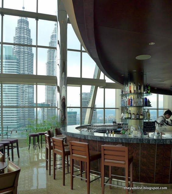 Grand Hyatt, Kuala Lumpur, Wine Bar,