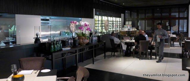 set Lunch, The Restaurant, The Club, Saujana, ahah alam
