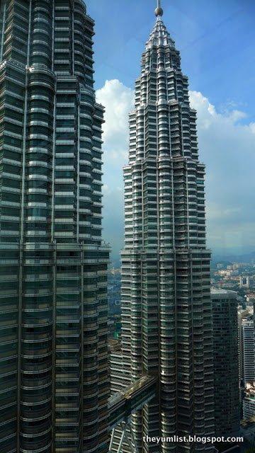 Marini's on 57, Third Tower, KLCC