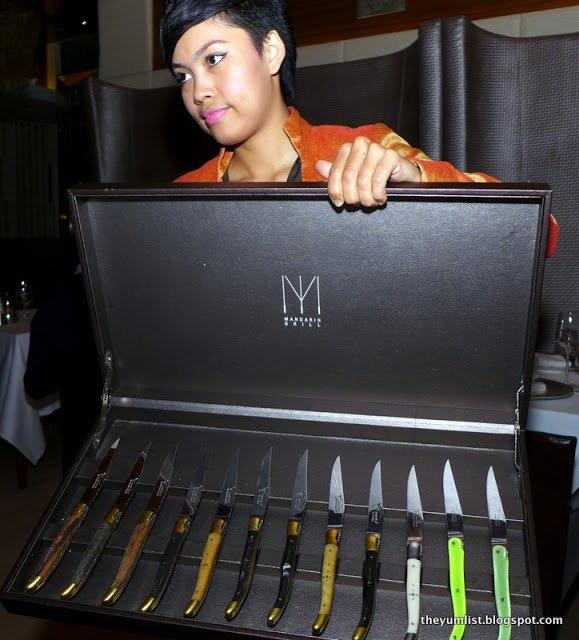 MO Grill, Mandarin Oriental, KLCC