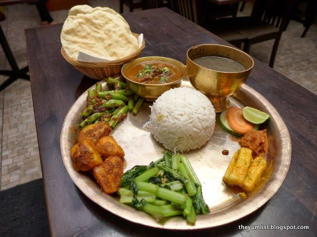 Nepalese restaurant KL