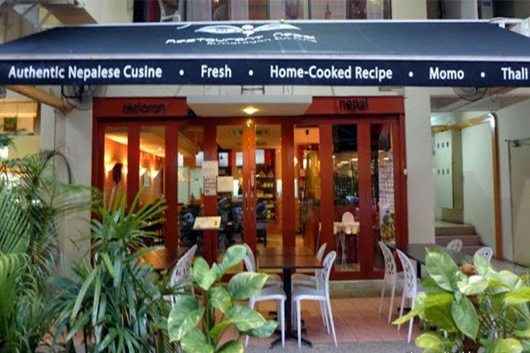 Nepalese cuisine in Kuala Lumpur