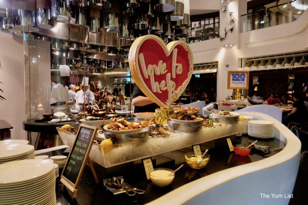 Vasco's Hilton Kuala Lumpur Buffet Restaurant