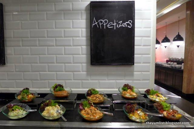 Sarkies Corner, Buffet Dinner, Eastern and Oriental Hotel, Penang,