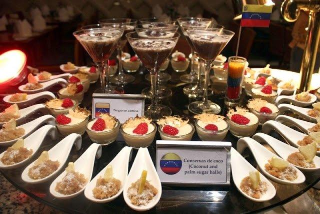 Venezuelan Gastronomy Festival, Eccucino, Prince Hotel