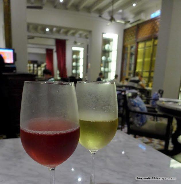Kebaya Restaurant, Seven Terraces, Georgetown, Penang