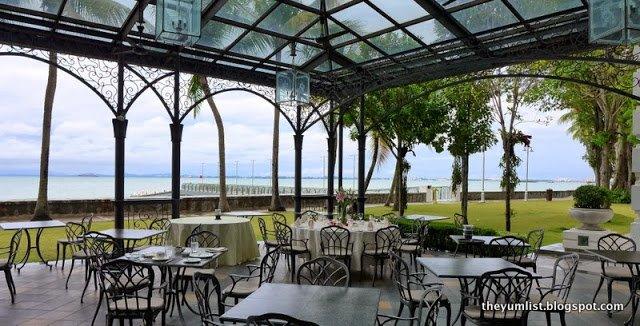 Sarkies Corner, Buffet Dinner, Eastern and Oriental Hotel