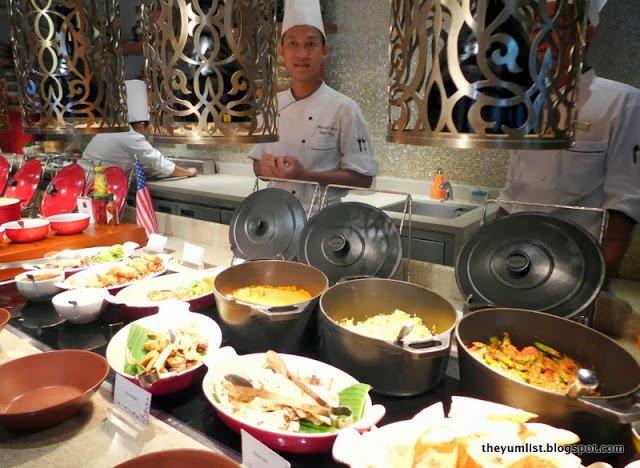 Traders Cafe, Sunday Brunch, Yangon, Mynamar, traders hotel