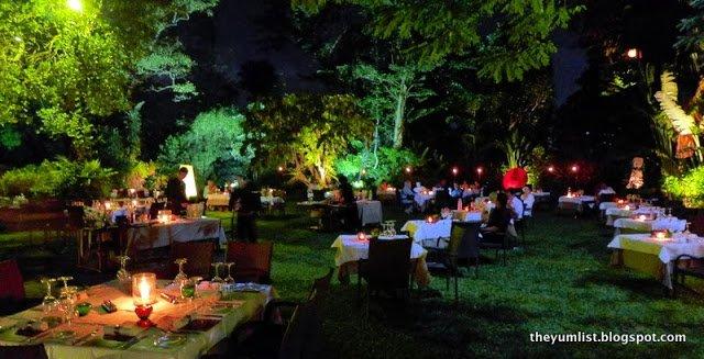 Le Planteur, Restaurant and Lounge, Yangon, Mynamar, fine dining, french