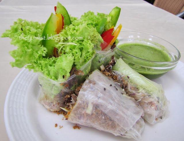 best healthy restaurants penang