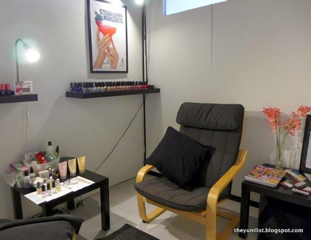 The London Orchid, beauty salon, spa, bukit damansara