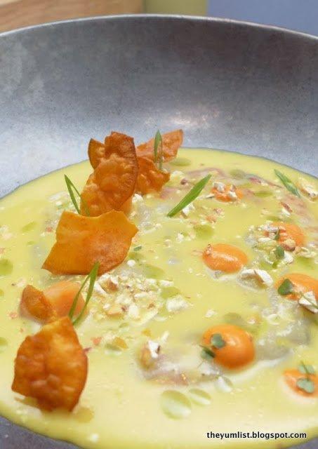Peruvian, Chef eduardo vargas, the westin, qba, latin