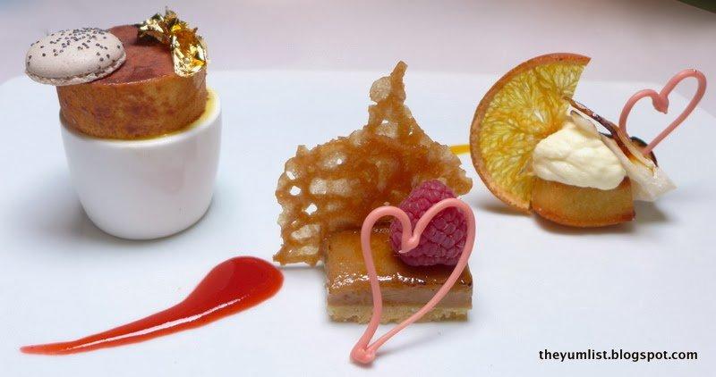 MO Grill, Valentine's Menu, Mandarin Oriental Kuala Lumpur, fine dining