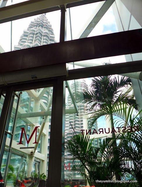 Marini's on 57, Valentine's Day Menu, Kuala Lumpur, KLCC