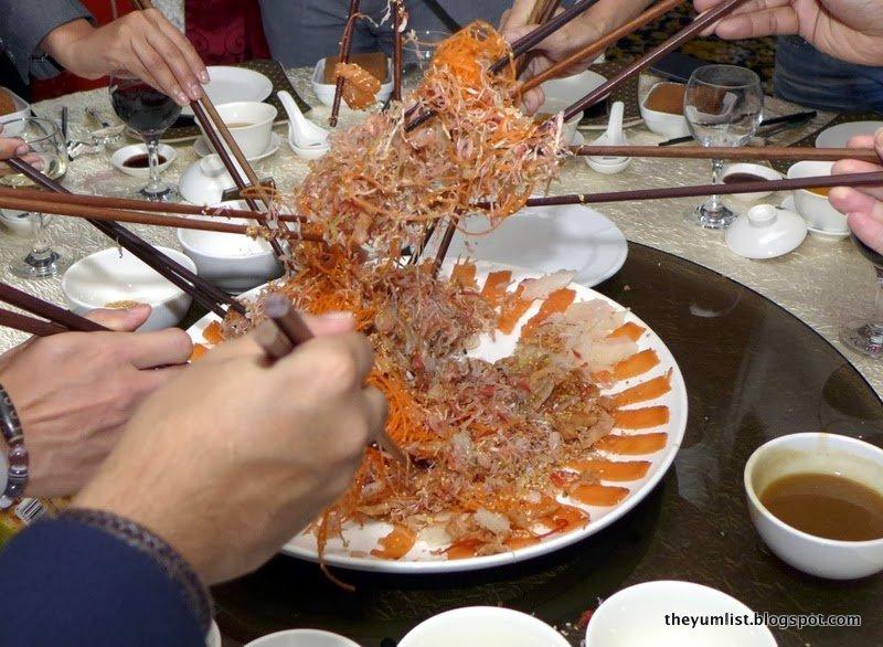 Chinese New Year, Shanghai, Li Yen, J.W. Marriott, Ritz Carlton