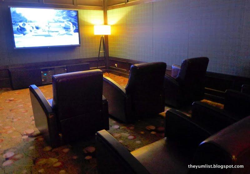 Majestic Kuala Lumpur, Date Night, Colonial Cafe, Smokehouse, Black and White Movies