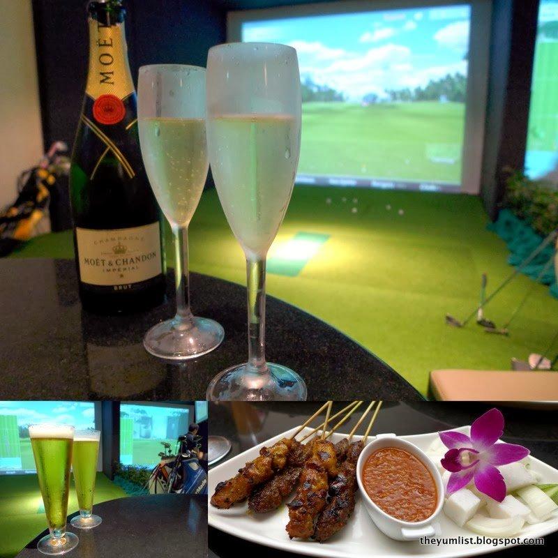 Mandarin Oriental, Date Night, Golf, MO Grill and Bar, Kuala Lumpur