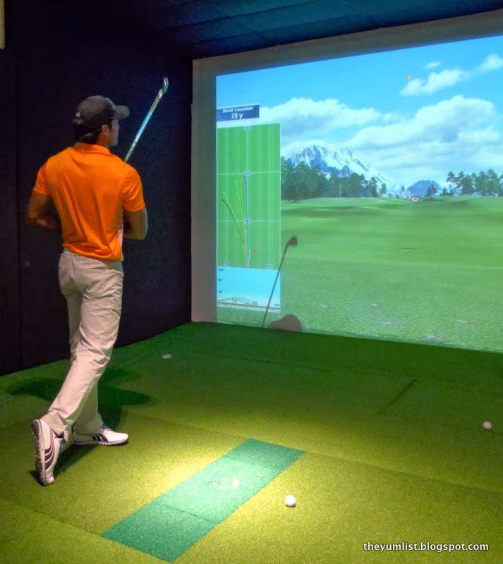 MO KL, Indoor Golf