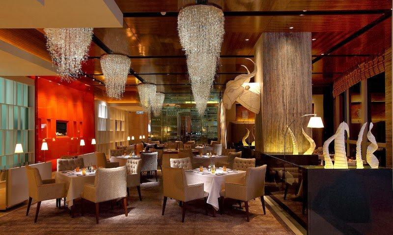 Mandarin oriental kuala lumpur, best fine dining restaurant