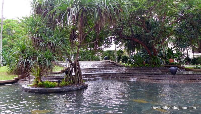 The Restaurant, The Club, Valentine's Menu, Saujana Resort