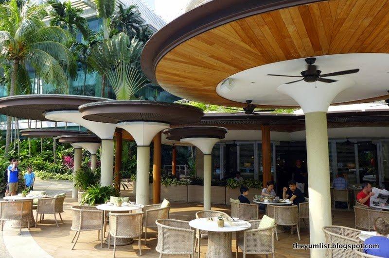 Mediterranean Restaurant, Shangri-La Hotel Singapore