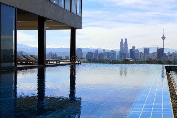 serviced residences in Kuala Lumpur