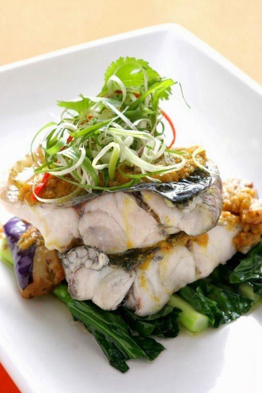 fish recipe, starhill culinary studio, Shook! Fisherman's Cove