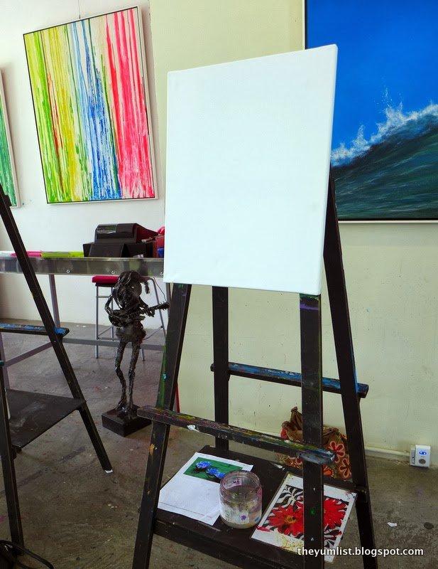 Art Jamming, The Studio KL, Publika