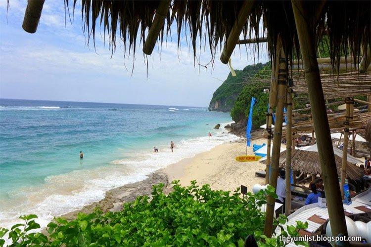 best beach clubs Bali