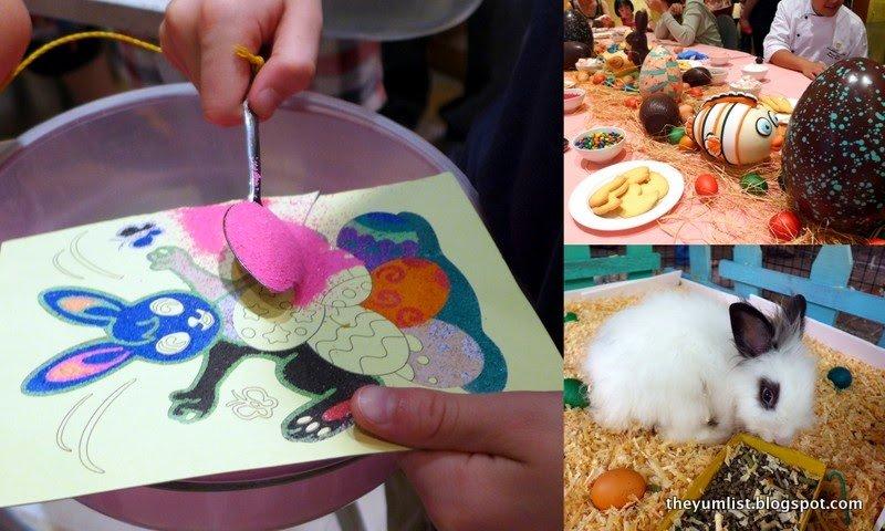 Shangri-La, Lemon Garden Cafe, Easter Sunday