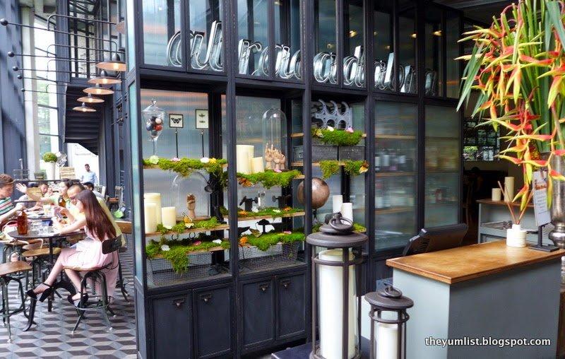 Acme Bar and Coffee (ABC), Spring Menu, Troika