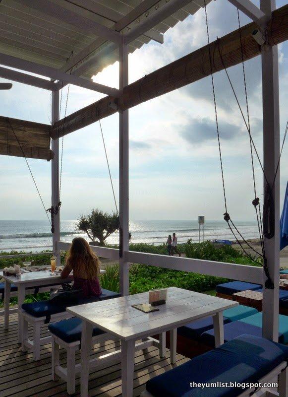 Mozaic Beach Club, Kerobokan, Bali