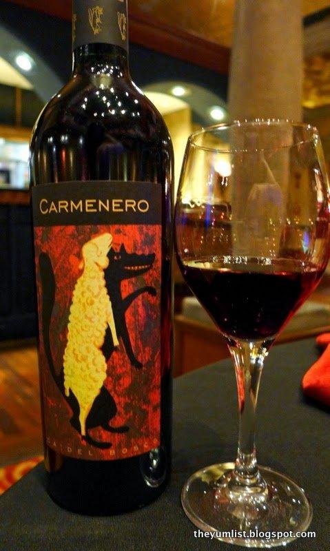 Villa Danieli and Santa Margherita Wine Pairing