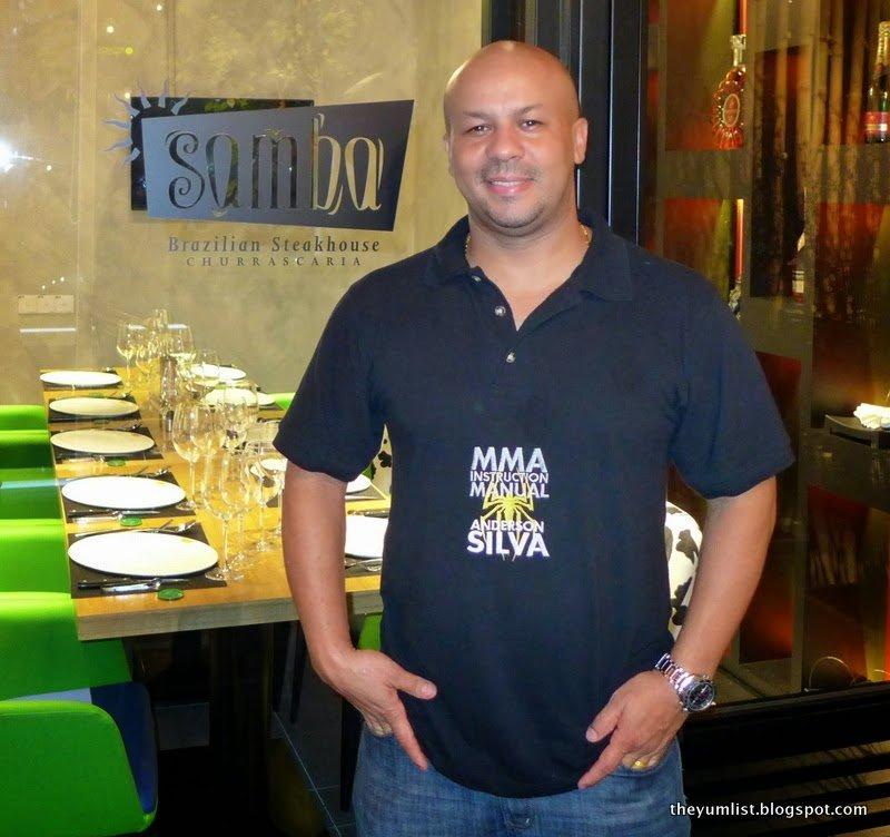 Samba, Brazilian Churrasco, Avenue K