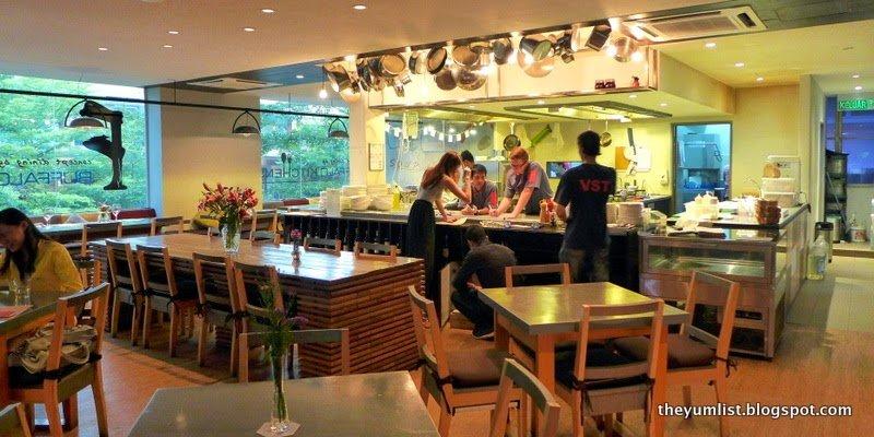 F by Buffalo Kitchens, Bangsar