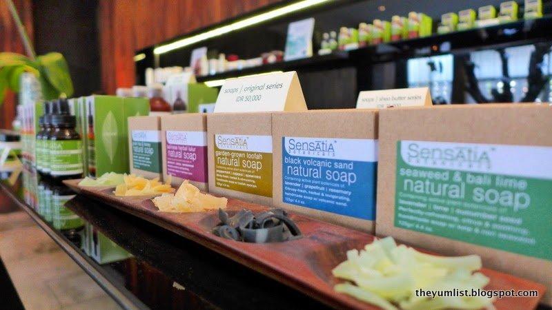 The Spa, Pepper's Sentosa Seminyak, Bali