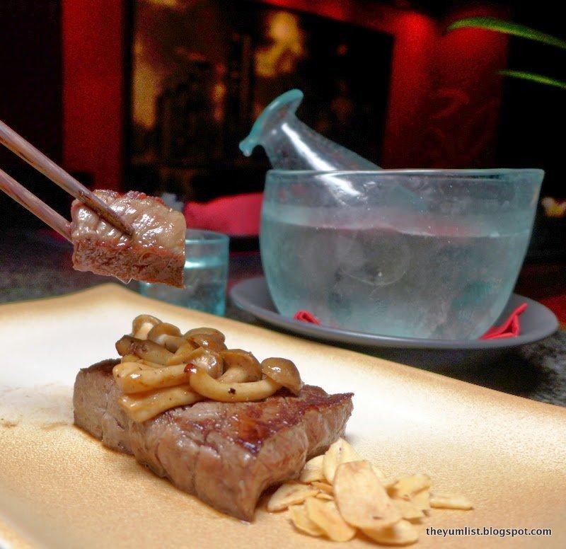 KO Japanese Restaurant, InterContinental Bali