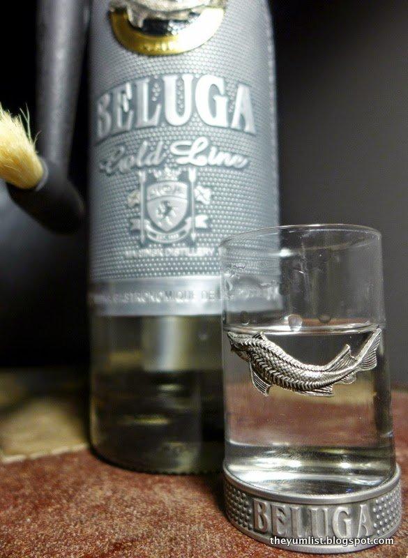 Beluga Vodka at Mr. Brooks, Bangsar, Kuala Lumpur, Malayasia