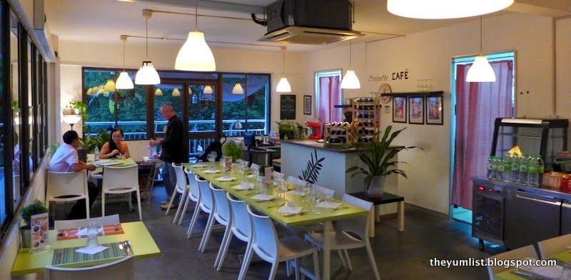 Croisette cafe, french food, KL, Kuala Lumpur