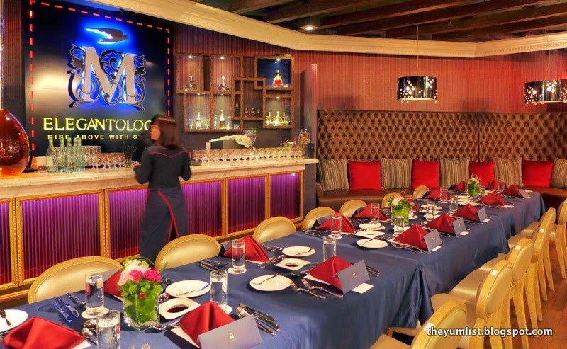 Elegantology Gallery and Restaurant, Publika