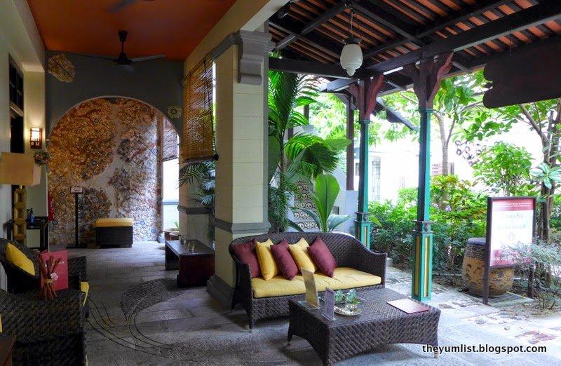 Penaga Spa, Hotel Penaga, George Town, Penang