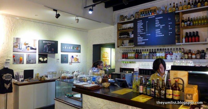 Artistry Cafe, Kampong Glam, Singapore