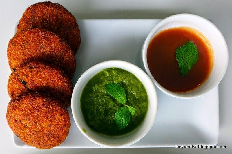 The Ganga Cafe, Vegetarian Meals, Bangsar, Indian