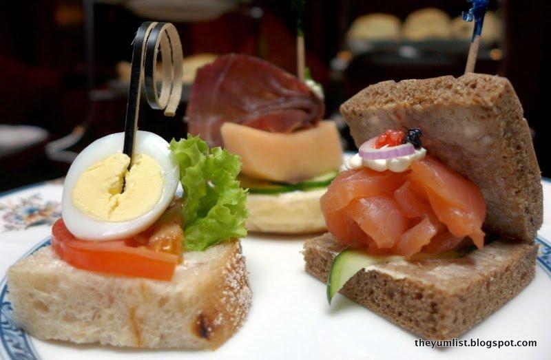 Art Afternoon Tea, Ritz-Carlton Kuala Lumpur