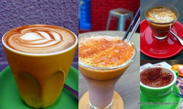 Best Coffee in KL