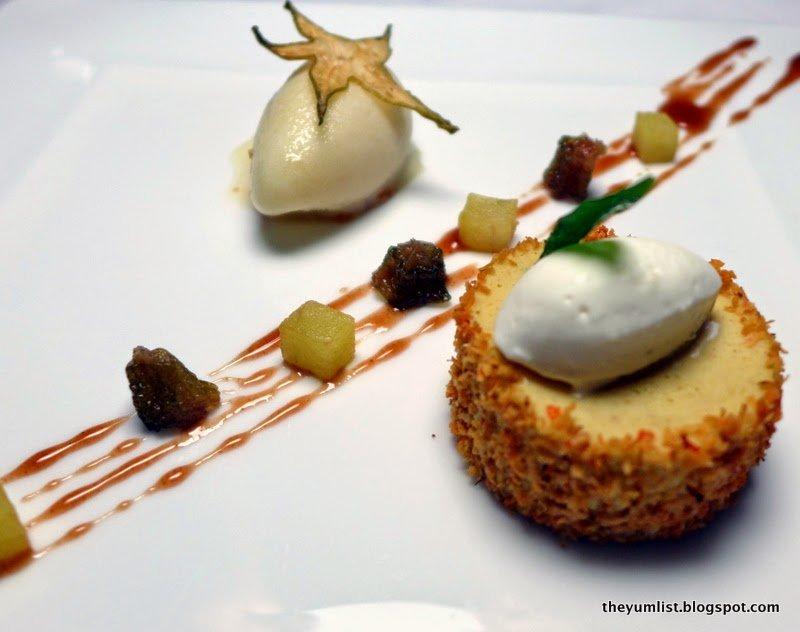 Mozaic, French Cuisine, Local Ingredients, Ubud, Bali