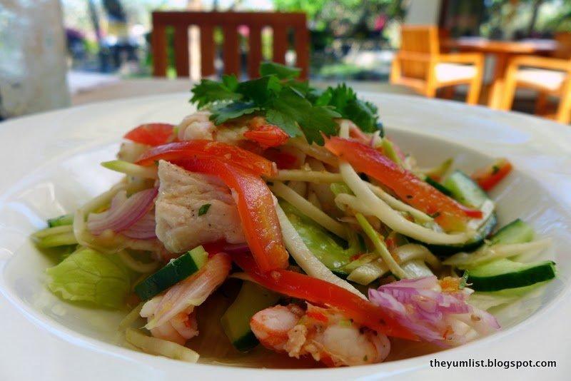 Garden Café, Grand Hyatt Bali, Nusa Dua