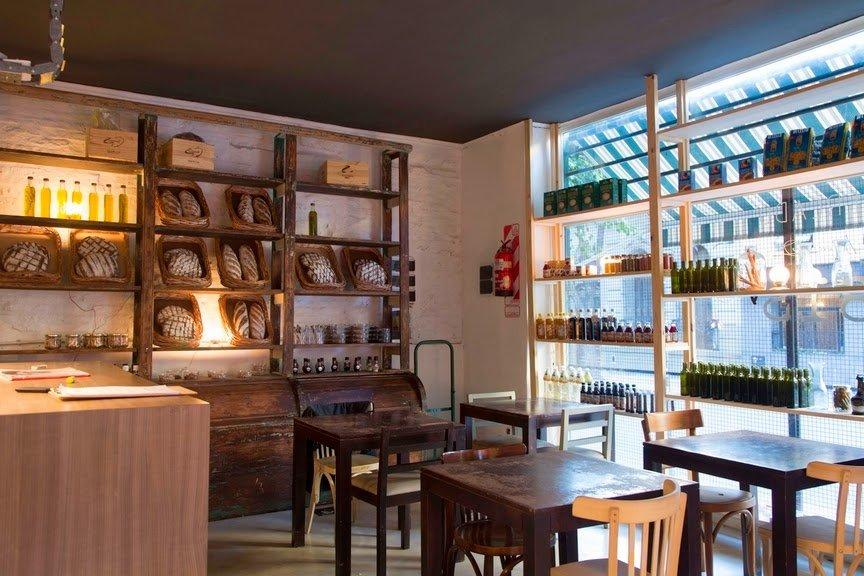 Aramburu Bis restaurant