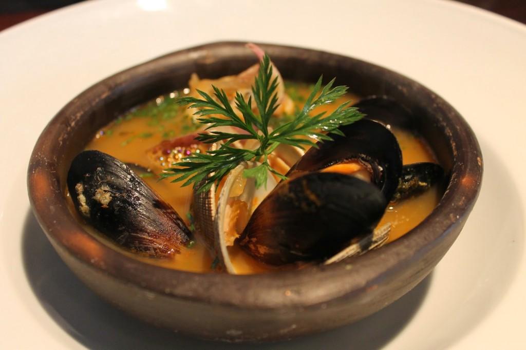 Chile shellfish
