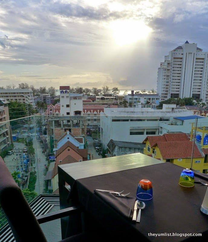The 9th Floor Restaurant and Bar, Patong, Phuket